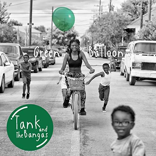 Green Balloon (Tank Aus)