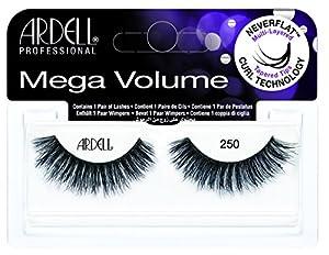 Ardell Number 250 3D Mega Volume lashes, Black