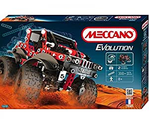 Meccano 6023684 - Evolution 4x4, 310 pz.