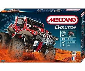 Meccano 866200 Niño juego de construcción - juegos de construcción (8 año(s), Niño, Construcción)