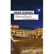 Ahnenfluch: Palzkis neunter Fall (Kriminalromane im GMEINER-Verlag)