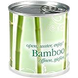 BAMBOO Fiori in Lattina MACFLOWERS made in Germany cm 7,5x8 h. Stappa, annaffia e divertiti!