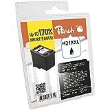 Peach PH21XXL - Cartucho de tinta remanufacturado, XL, color negro