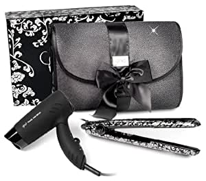 ghd Precious Mark 4 Styler Straightener and Hair Dryer Gift Set (Limited Edition)