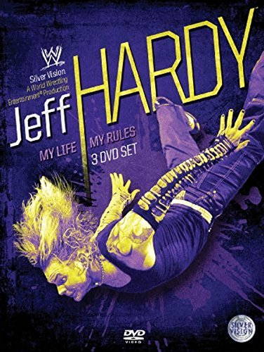 WWE - Jeff Hardy: My Life, My Rules (3 Discs)