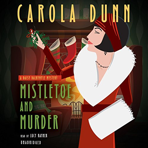 Mistletoe and Murder  Audiolibri