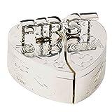 Juliana - Set primo dentino e ricciolo, argento