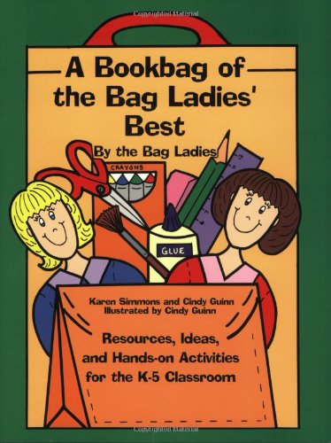 Bookbag of the Bag Ladies Best (Maupin House)