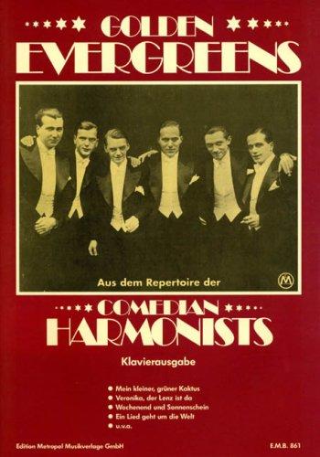 Comedian Harmonists Golden Evergreens (Meine Bestellten Bücher)