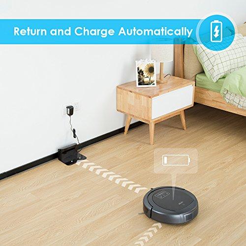 Saugroboter InLife Staubsauger Roboter Bild 6*