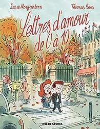 Lettres d'amour de 0 à 10 / scénario Susie Morgenstern | Morgenstern, Susie (1945-....). Auteur