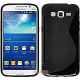 Funda sline s-line negra Samsung Galaxy Grand 2 II G7102 G7105