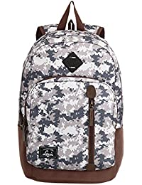 Lavie London 28 Ltrs Multi School Backpack (BUEI105053N3)