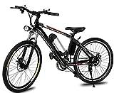 Befied Bicicleta Eléctrica de Montaña 26 inch Bicicleta carretera Mountain Bike con Bateria...