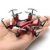 Mini RC Drone 6 Assi Dron Micro Quadricotteri Droni Professionali Hexacopter...