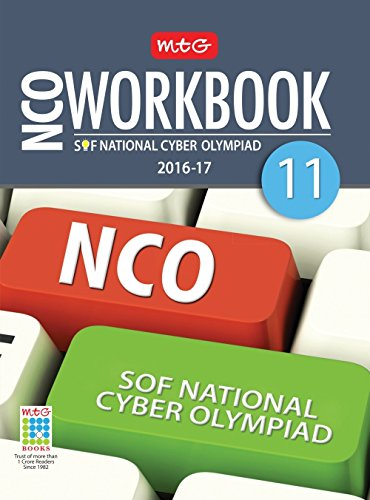 MTG National Cyber Olympiad (NCO) Work Book - Class 11