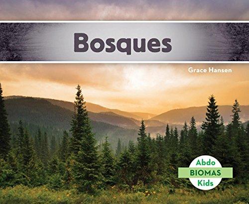 SPA-BOSQUES (FOREST BIOME) (Biomas/ Biomes) por Grace Hansen
