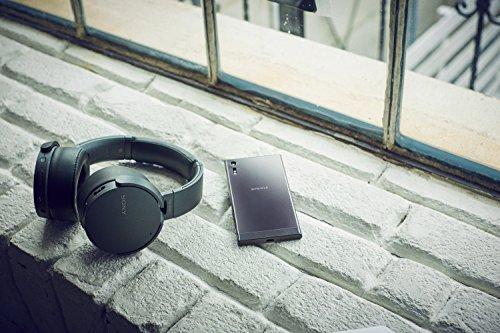 Sony MDR-XB950N1 kabelloser Kopfhörer mit Geräuschminimierung (Noise Cancelling, Extrabass, NFC, Bluetooth, faltbar) schwarz - 18