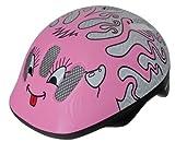 Ventura Kids Curly Helmet - Pink