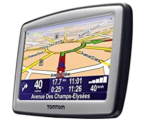 tomtom xl traffic satellite navigation system. Black Bedroom Furniture Sets. Home Design Ideas