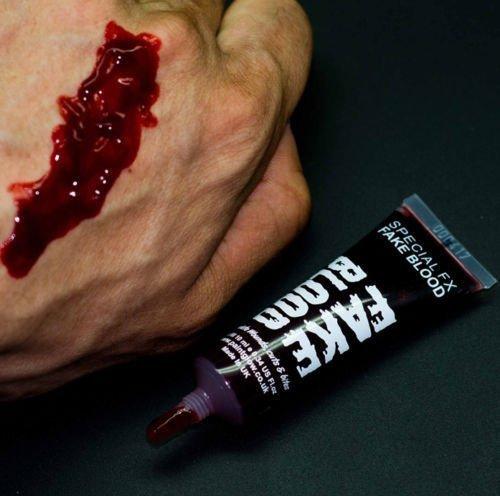 ood Stage Blood Halloween Vampire theme Blood Fancy Dress by Paintglow by paintglow (Asos-halloween-kostüme)