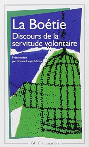 la-boetie-discours-de-la-servitude-voluntaire