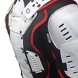 Texpeed – Kinder Motorradjacke für Motocross/Enduro/Sport mit Protektoren - 4