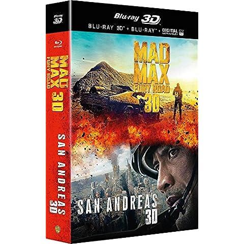 San Andreas + Mad Max: Fury Road