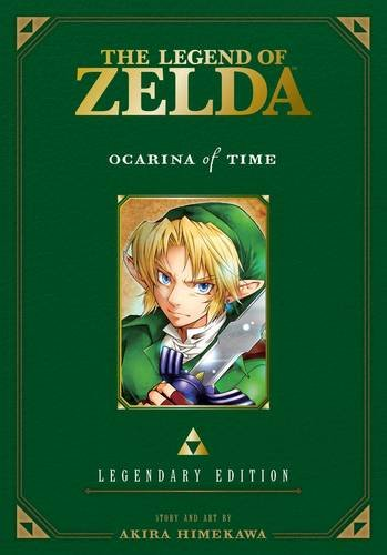 A young boy named Link must defeat evil at every turn on his long, perilous quest to find the Triforce and deliver it to Princess Zelda! The Legend of Zelda: Legendary Edition contains two volumes of the beloved The Legend of Zelda manga series, pres...