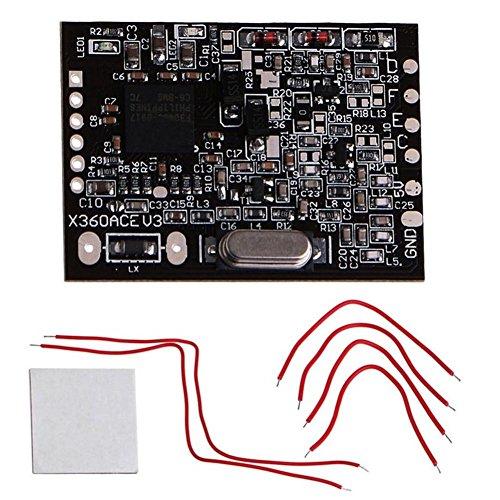 likeitwell X360 Ace V3 - Chip de Segundo Pulso (150 MHz, Compatible con  Todas Las Versiones más recientes de Corona y Falcon)