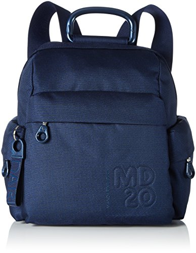 Mandarina Duck Damen Tasche (Mandarina Duck Damen Md20 Rucksack, Blau (Dress Blue), 11 x 25 x 27 cm (B x H x T))