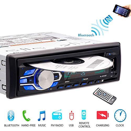 Mengen88 Auto-DVD-Stereo-Bluetooth-Auto-MP5-Player-Karten-Maschine Autoradio, mit Fernsteuerungsunterstützungsspiegel-Verbindungskompatibel Kompatibel mit U-Scheibe/Sd-Karte/AUX/USB-Schnittstelle - Sdhc 2.5 Lcd Usb