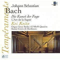 L'Art de la Fugue BWV1080: Contrapunctus 12, inversus (Quatuor � 4 claviers)