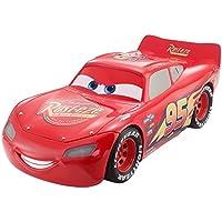 Cars 3 Coche Mcqueen, con Luces y Sonidos (Mattel Spain FDD55)