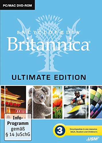 Encyclopaedia Britannica 2015 Ultimate Edition