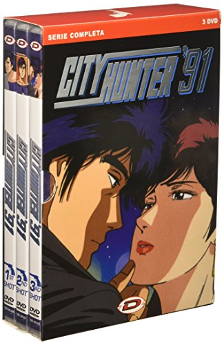City-Hunter-91-Serie-completa