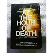 At The Hour of Death by Karlis Osis (1977-01-01)
