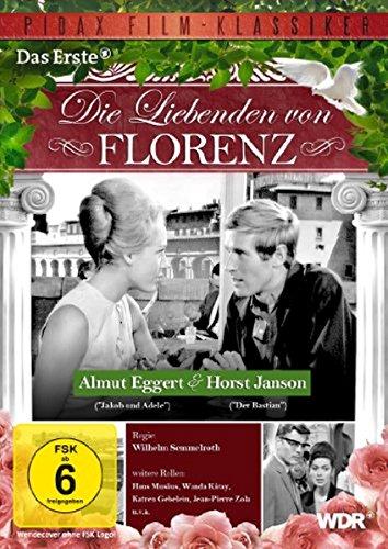 Die Liebenden von Florenz (Pidax Film-Klassiker) -