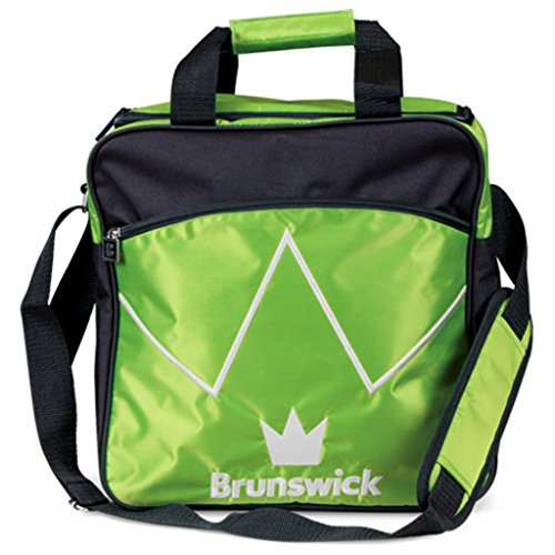 Brunswick Bowling-Totes Blitz Single Lime, Lime/schwarz, One Size
