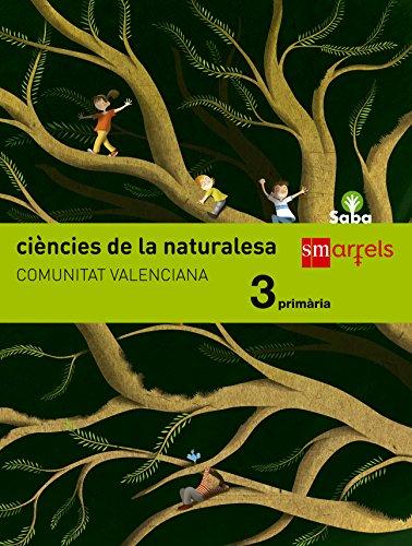 Portada del libro Ciències de la naturalesa. 3 Primària. Saba - 9788467576696