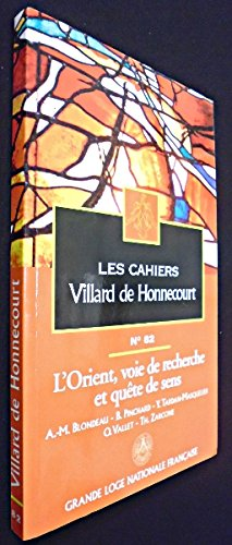 Les cahiers Villard de Honnecourt n82