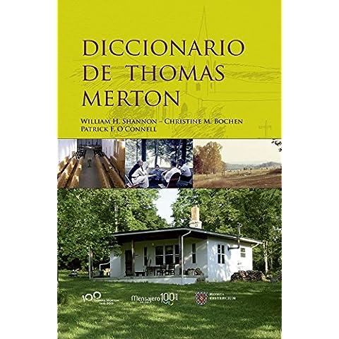 Diccionario de Thomas Merton (Fuera de colección)