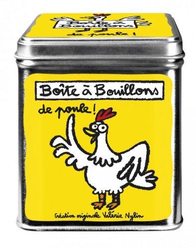 Derriere la Porte Dose für Bouillon Boite à Cubes Poupoule