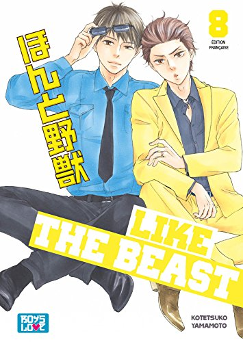 Like The Beast - Tome 08 - Livre (Manga) - Yaoi