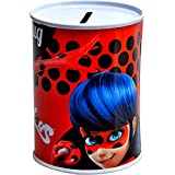 Tirelire en metal Miraculous Ladybug Disney Enfant