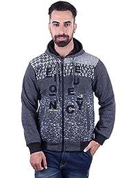 UP-DATE Update Men's Printed Full Sleeves Sweatshirt (RO-6202-$)