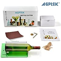 Bottiglia di vetro Cutter macchina - AGPtek bottiglia lungo Wine