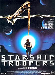 Starship Troopers Affiche du film Poster Movie Cavaliers de Starship (11 x 17 In - 28cm x 44cm) French Style A