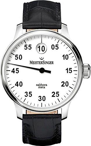 MeisterSinger Salthora meta SAM901 Orologio automatico con solo una lancetta null