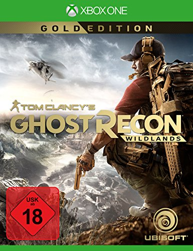 Tom Clancy's Ghost Recon Wildlands Gold Edition - [Xbox One]